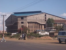 Christian Church International Global Cathendral Thika