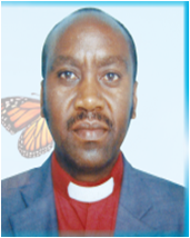 Bishop Muchiri - Diocese of Mt. Kenya.