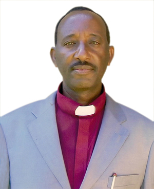 Bishop James Muhemeri - Rwanda