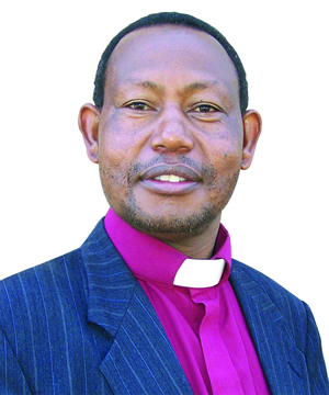 Bishop Kitonga - Machakos Diocese