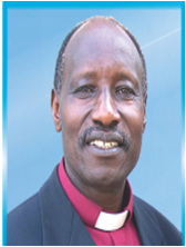 Bishop Stephen Mwangi - Diocese of Uganda.